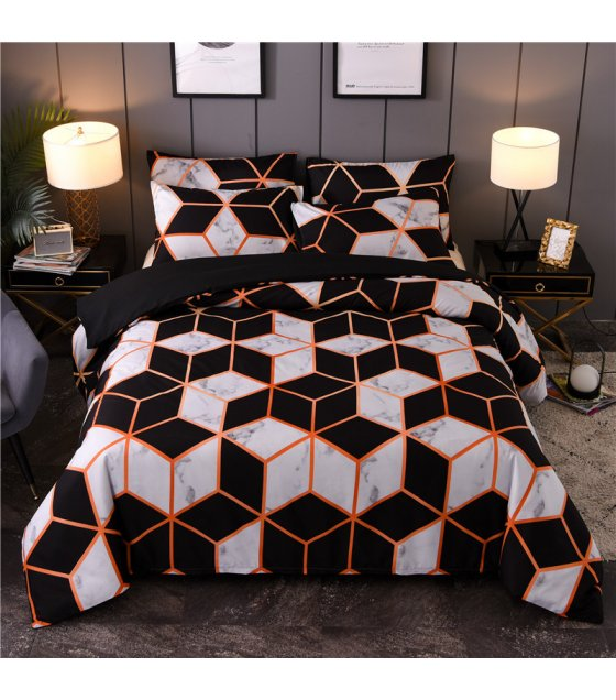HD378 - English Luxury Bedding Set