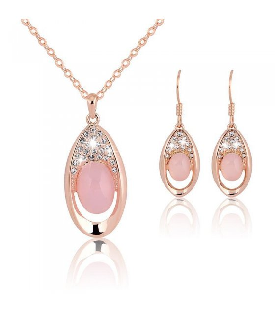 SET137 - Pink Droplet Set