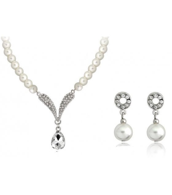 SET293 - Pearl Droplet Set