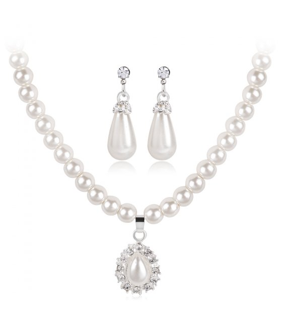 SET397 - Pearl Jewellery Set