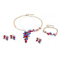 SET401 - Colorful Gemstone Jewellery Set