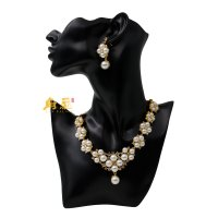 SET416 - Bridal Pearl Jewelry Set