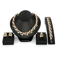 SET449 - Geometric Jewellery Set