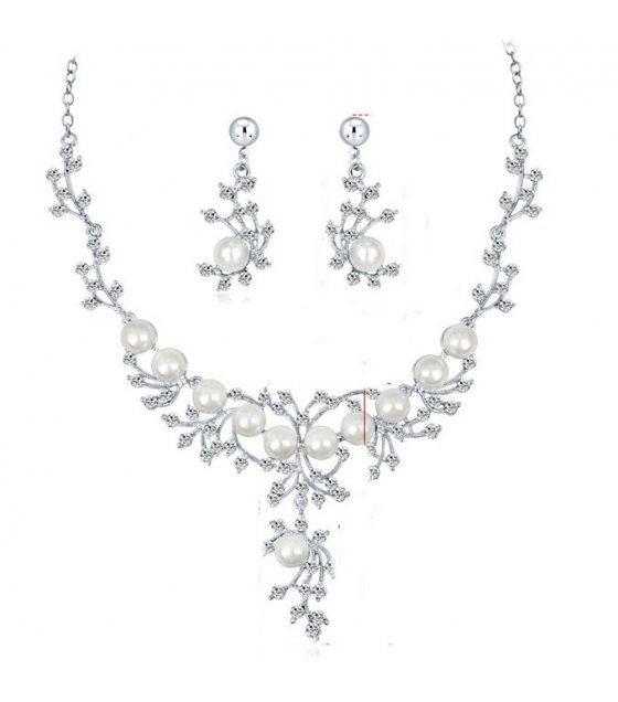 SET468 - Classic Fashion Jewellery Set