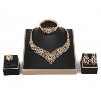 SET559 - Four Piece Jewellery Set