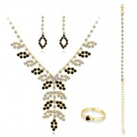 SET564 - Four Piece Jewellery Set