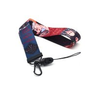 """KT003 - """"Game of Thrones"""" mobile phone lanyard Keychain"""