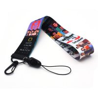 KT011 - Friends Mobile Phone Lanyard  Keychain