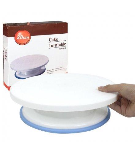 KW001 - Cake Decorating Turntable