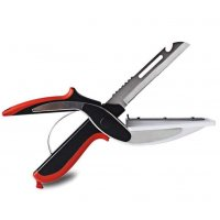KW004 - Stainless Steel Kitchen Food Chopper Scissors