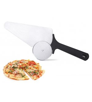 KW008 - Pizza & Pie Cutter & Server