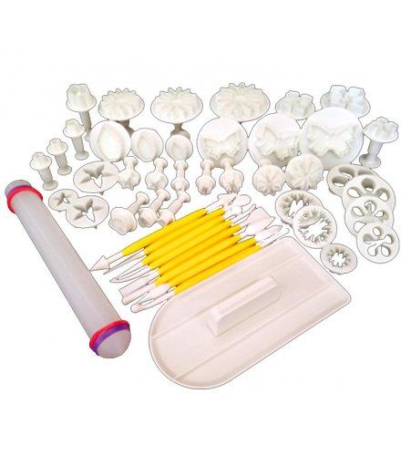 KW011 - 46 Pc DIY Baking Tools