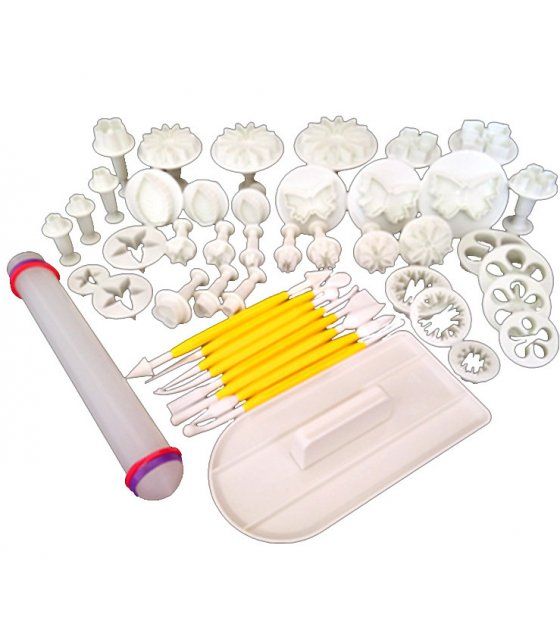 KW011 - 46 Pc DIY Baking Tools