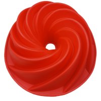 KW017 - Silicone whirlpool baking cake mold