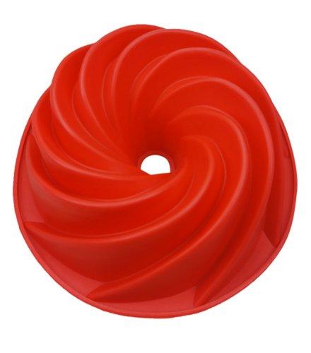 KW017 - Silicone whirlpool baking cake mold