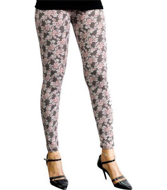 LG64 - Stylish Floral Leggings