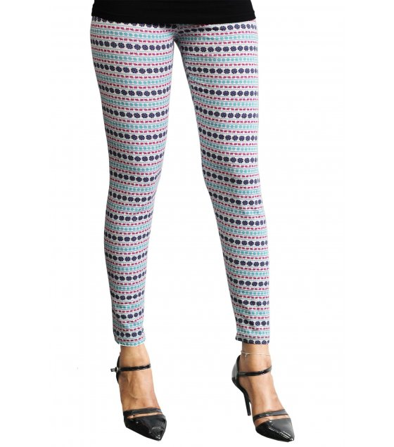 LG71 - Colored Polka Dot Leggings