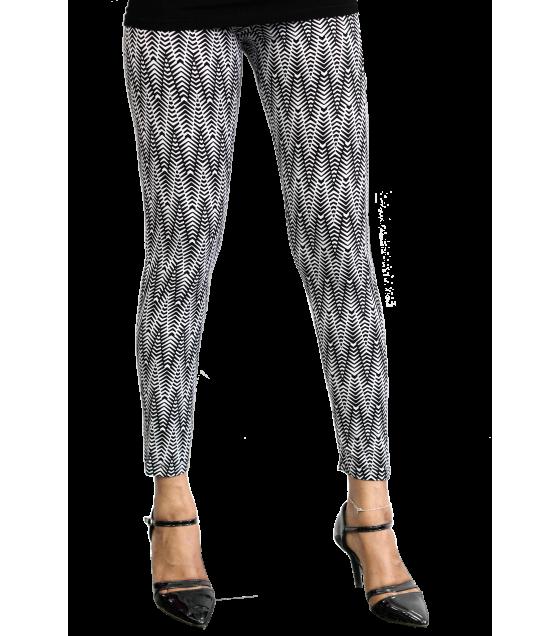 LG78 - Geometrical Pattern Leggings