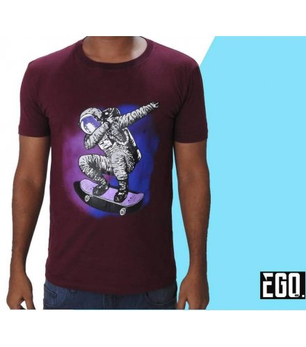EGO006 - Space Man Tshirt