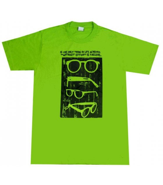 MC109- Green Shades Print Cotton Tshirt