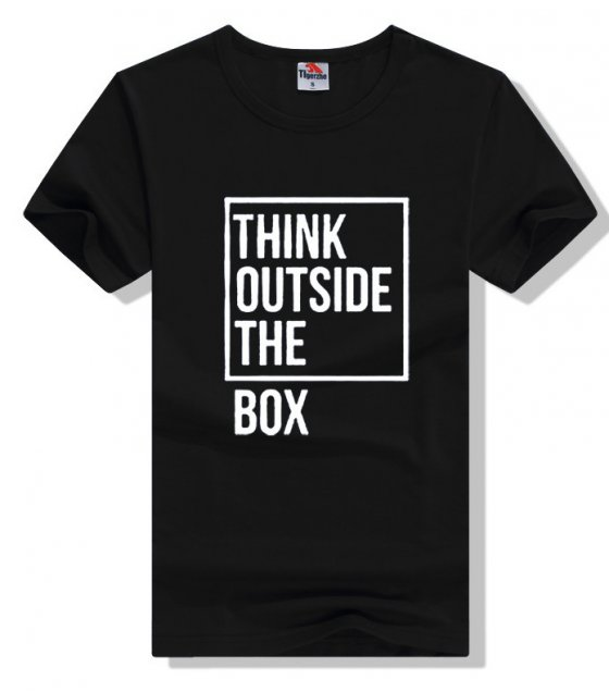 MC115 - Think Outside The Box Tshirt