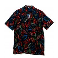 TJ001 - Casual Floral Men's Shirt
