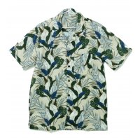 TJ002 - Casual Floral Men's Shirt