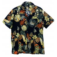 TJ003 - Casual Floral Men's Shirt