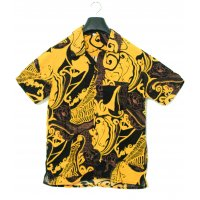 TJ004 - Casual Floral Men's Shirt