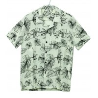 TJ005 - Casual Floral Men's Shirt