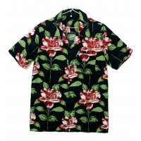 TJ006 - Casual Floral Men's Shirt