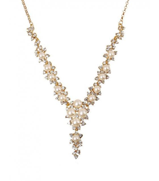 N1059 - Pearl necklace