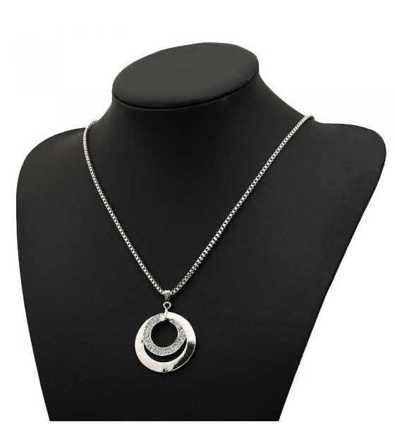 N1118 -Round Trendy Casual Wear Necklace