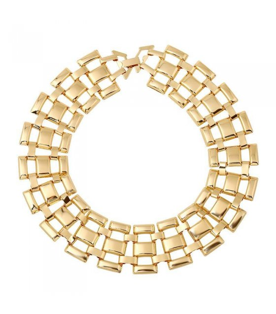 N1260 - Elegant Gold Necklace