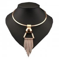N1297 - Exquisite Gold Necklace