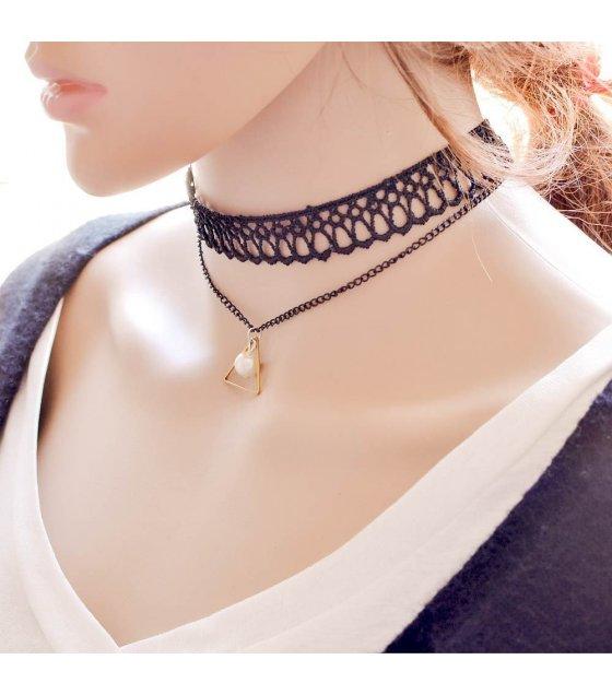 N1359 - Gothic Punk Designer Necklace