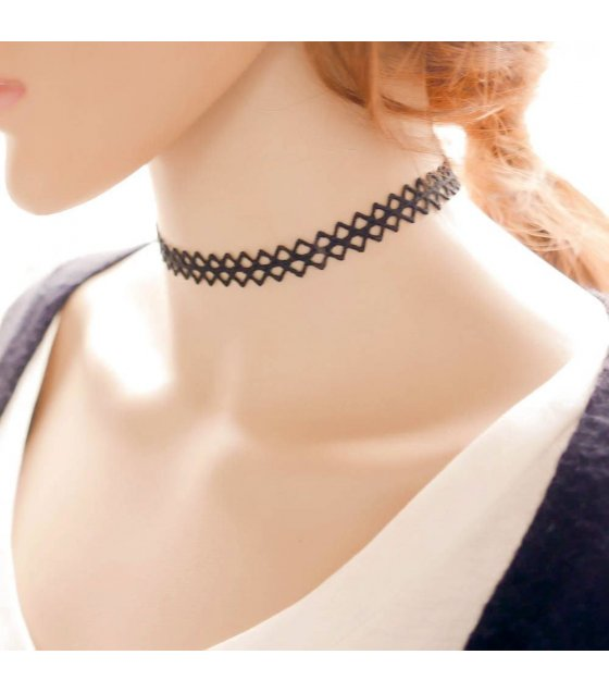 N1363 - Gothic Creative Short Necklace