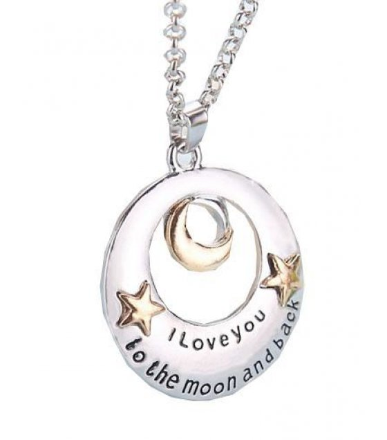 N1389 - LOVERS FOREVER Short Necklace