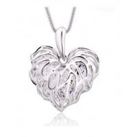 N1488 - Trendy Heart Casual necklace