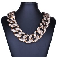 N1544 - Gold Chain Necklace