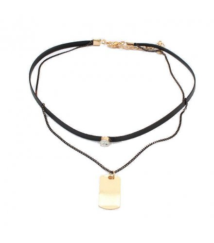 N1573 - Double Layer necklace