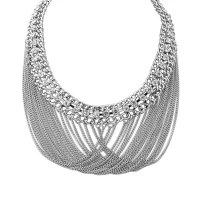 N1744 - Black Layered Necklace Set