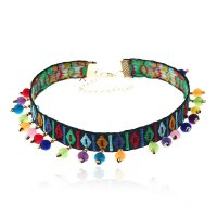 N1771 - Lantern pendant necklace