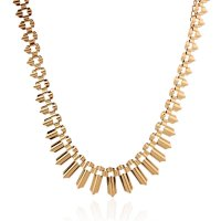 N1802 - Minimalist short necklace