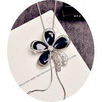 N1890 - Blue windmill sweater chain