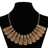N1937 - Retro necklace fashion Necklace