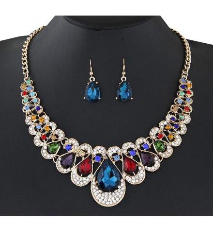N1958 - Temperament collar necklace