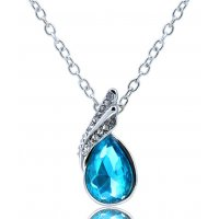 N1969 - Austrian crystal necklace
