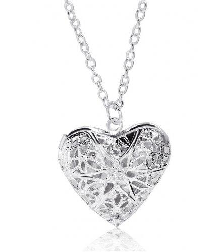 N1971 - Heart Locket Necklace