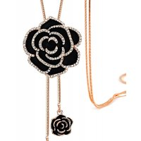 N2007 - Rose sweater chain